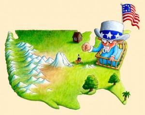 Den amerikanska drömmen