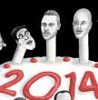 Några av Årets ljushuvuden (2014)
